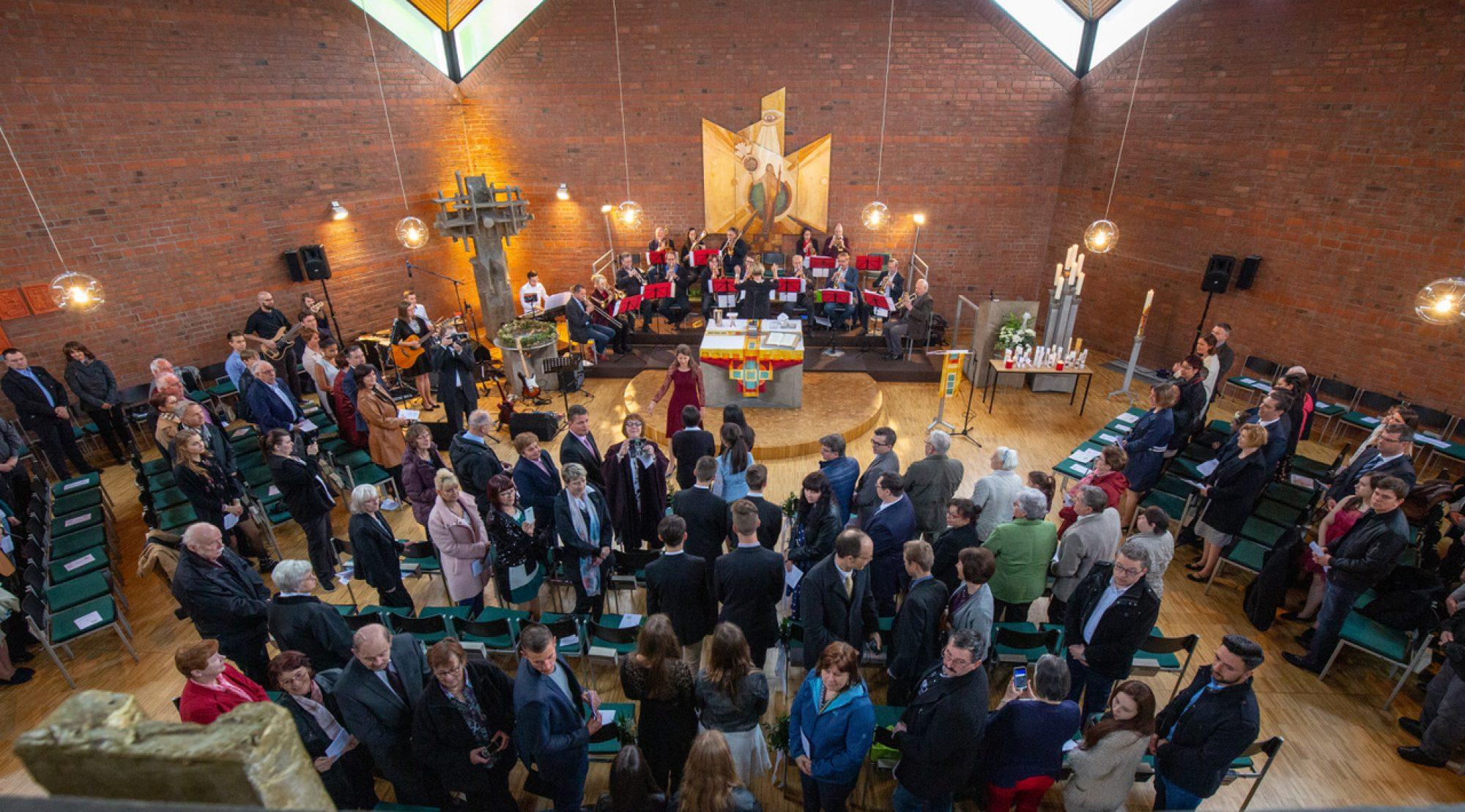 Evangelische Jugend Nikodemuskirche Nürnberg
